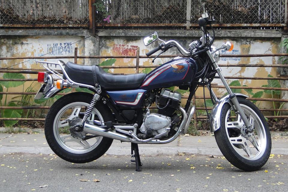 Honda Custom La Cm 250t  U2013 1985